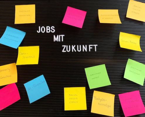 Jobs mit Zukunft